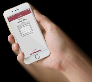 MyQ - portåpner app