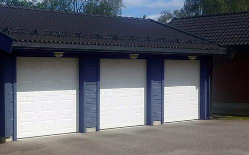 Lobas garasjeport - Eksklusiv Kassett