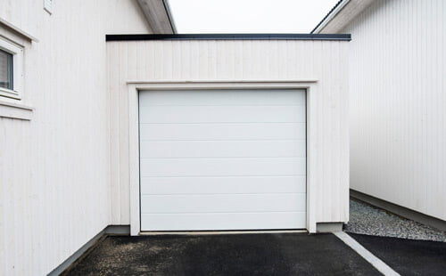 Lobas garasjeport - Eksklusiv Horisont