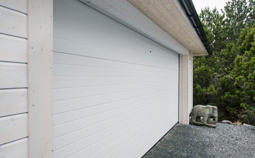 Lobas garasjeport - Eksklusiv Line